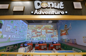 Donut Adventure